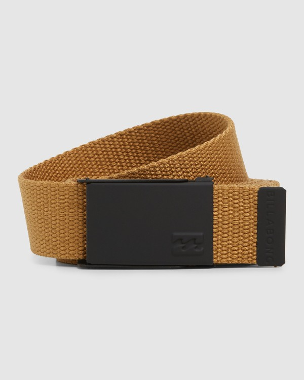 0 Cog Belt Brown 9685655 Billabong