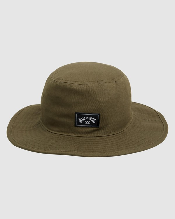 0 Big John Hat Green 9691302 Billabong