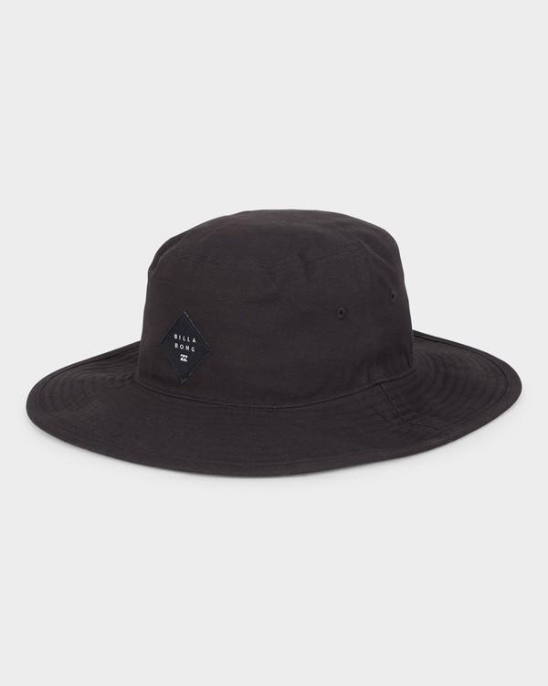 0 BIG JOHN HAT Black 9691302 Billabong