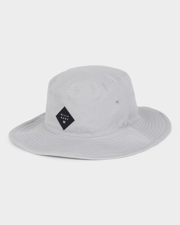 0 Big John Hat Grey 9691302 Billabong