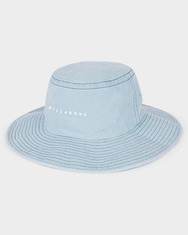 0 PEYOTE WASHED HAT Blue 9691336 Billabong