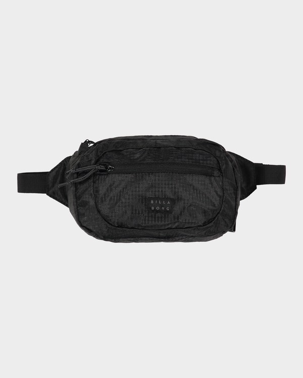 0 TRIPPER PACKABLE WAISTPACK Black 9691500 Billabong