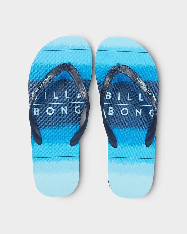 0 73 STRIPE THONGS Blue 9691946 Billabong