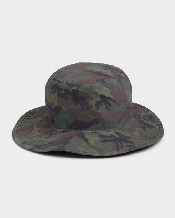 0 Big John Printed Hat Camo 9692303 Billabong