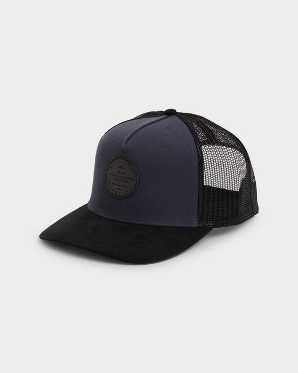 0 MIXED STACKED TRUCKER CAP Grey 9692330 Billabong