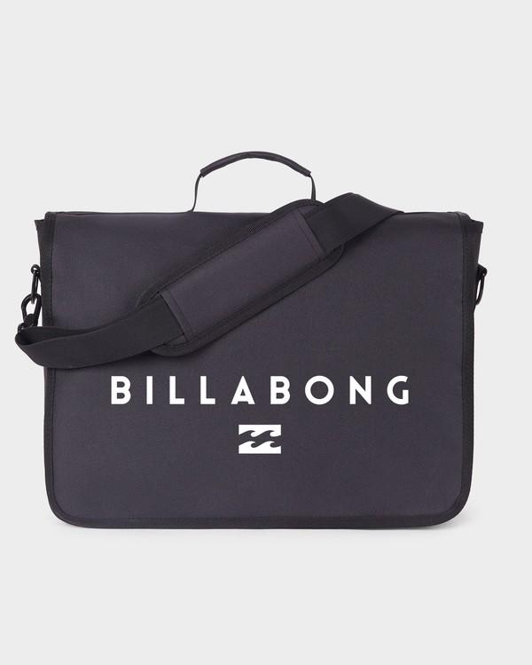 0 TEMPO MESSENGER BAG Black 9695006 Billabong
