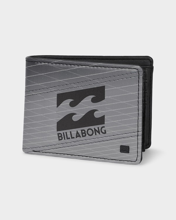 0 TEAM FLIP WALLET  9695196 Billabong