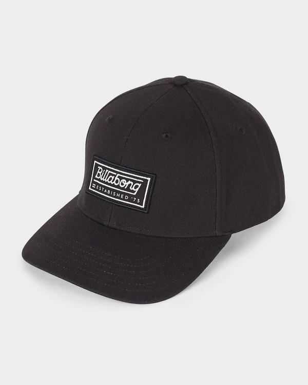 0 WALLED SNAPBACK CAP  9695310 Billabong