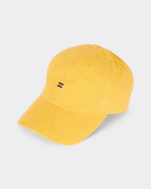0 ALL DAY LAD CAP Yellow 9695324 Billabong