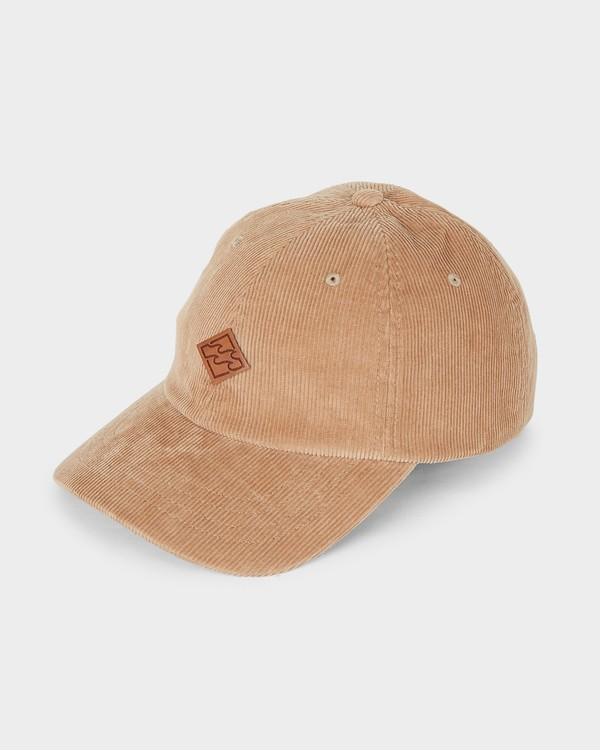 0 SPICES CORD LAD CAP Green 9695325 Billabong