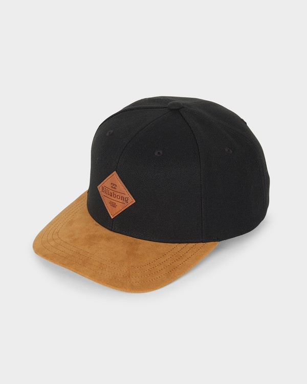 0 Mixed Snapback Cap Black 9695342 Billabong