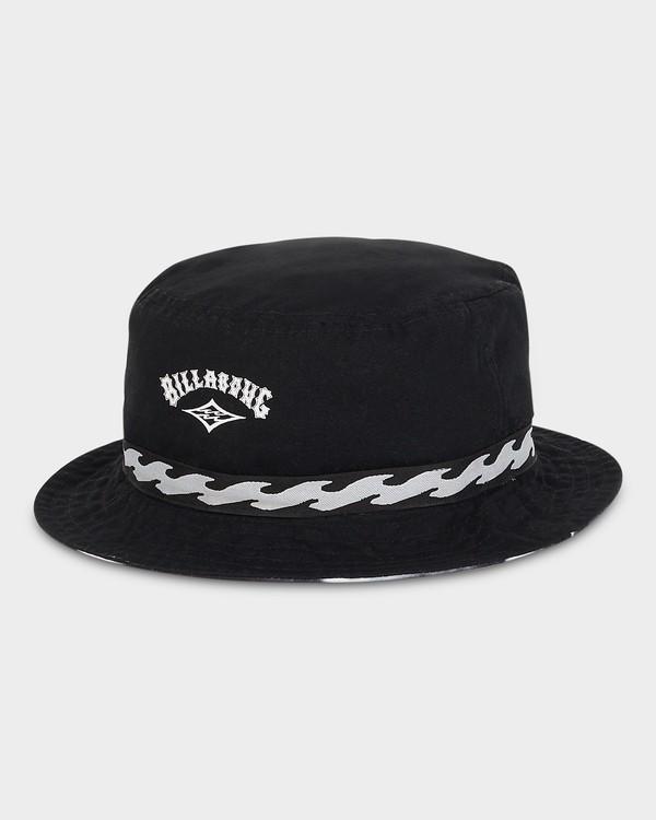 0 VIBES REVO BUCKET HAT Black 9695355M Billabong