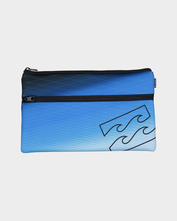 0 JUMBO PENCIL CASE Black 9695501 Billabong