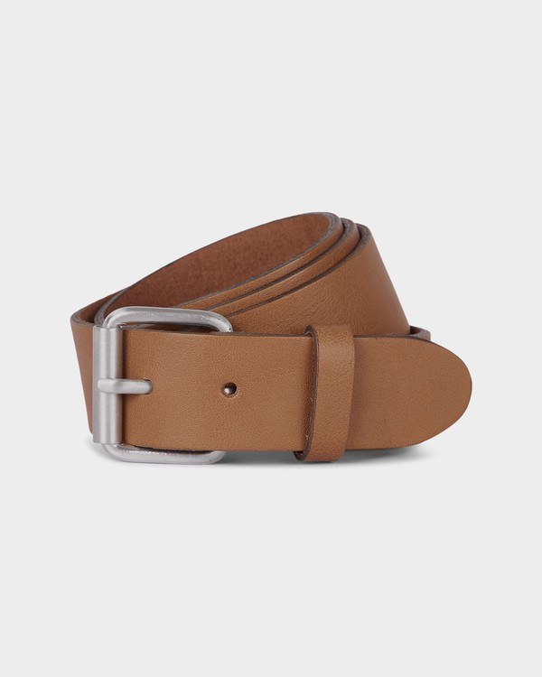 0 STRINGER LEATHER BELT Beige 9695650 Billabong