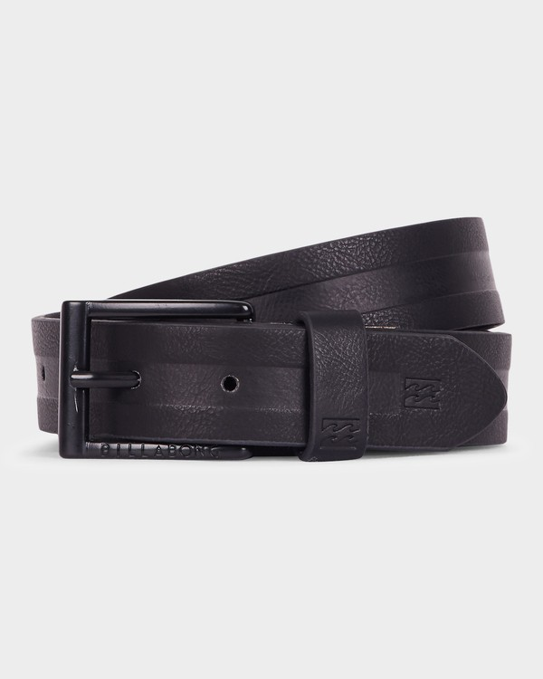0 BARREL BELT Black 9695653 Billabong