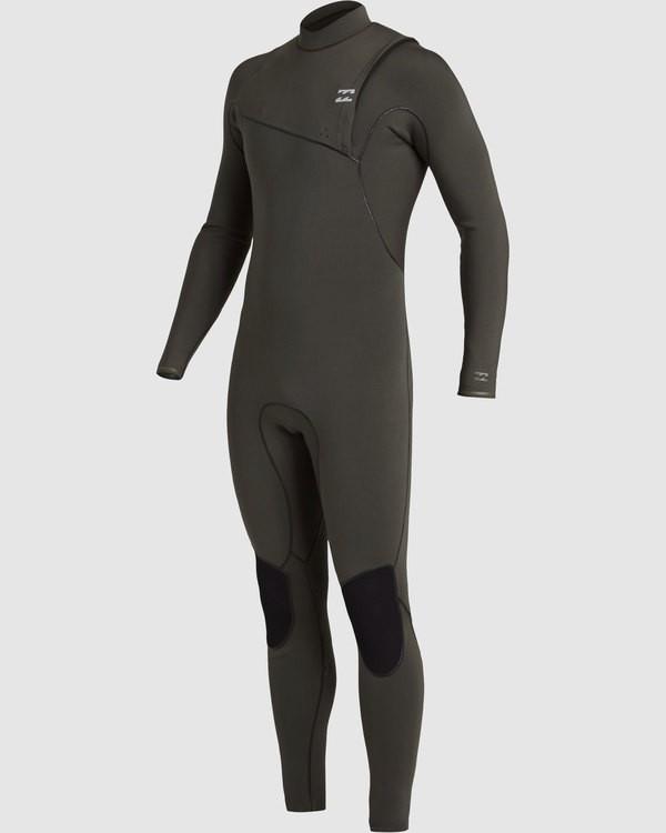 0 3/2 Furnace Natural Fullsuit Black 9703920 Billabong