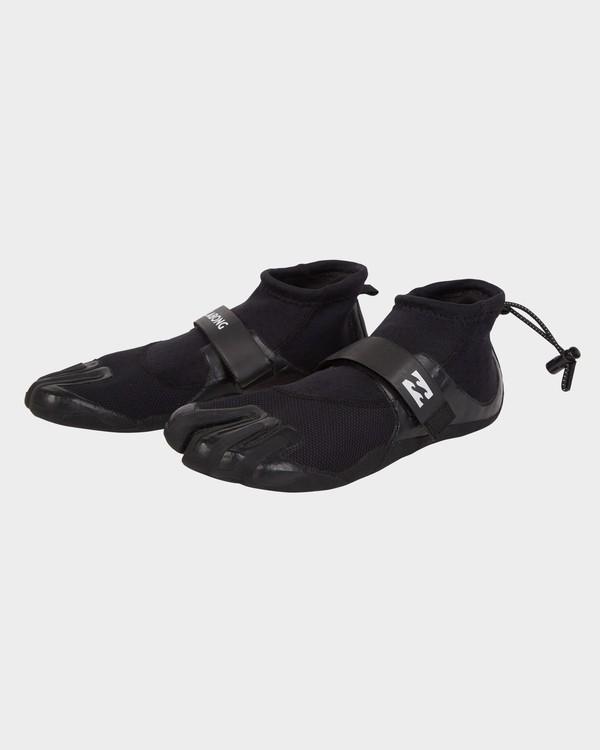 0 2Mm Pro Reef Boots Black 9783926 Billabong