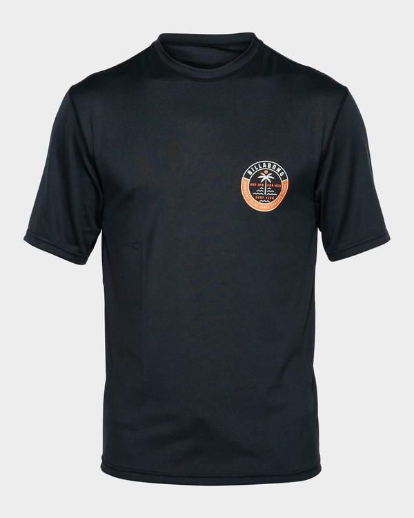 0 SEA SHORE LF SS Black 9791508 Billabong
