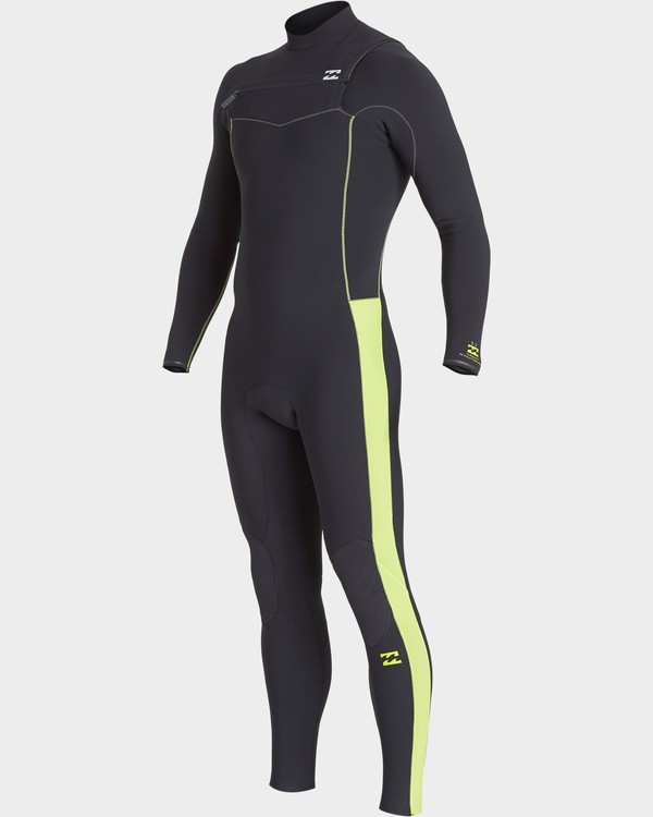 0 302 FURNACE REVO PRO LTD FULLSUIT Green 9791901 Billabong