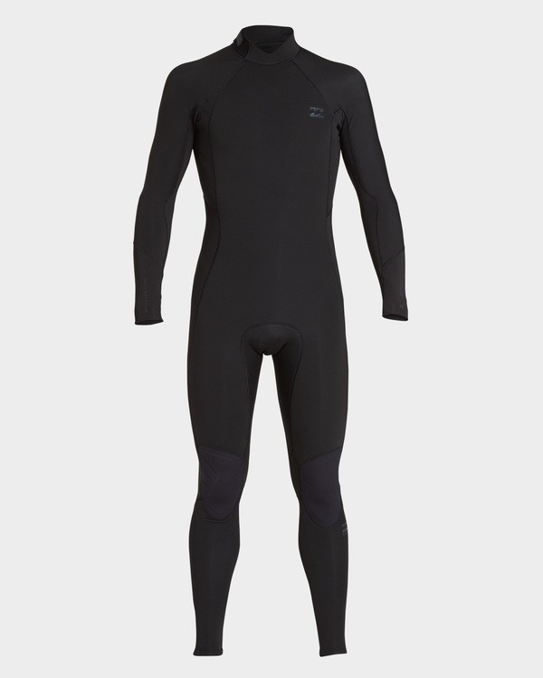 0 FURNACE 302 BACK ZIP FULL SUIT Black 9793816 Billabong