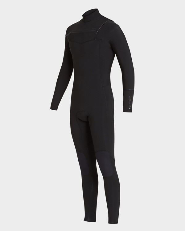 0 FURNACE REVOLUTION 202 CHEST ZIP FULL SUIT Black 9793819 Billabong