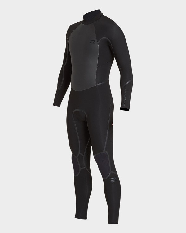 0 FURNACE ABSOLUTE 403 BACK ZIP FULL SUIT Black 9793824 Billabong