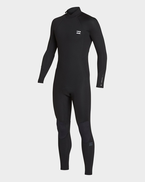 0 FURNACE ABSOLUTE 403 BACK ZIP FULL SUIT Black 9795816 Billabong