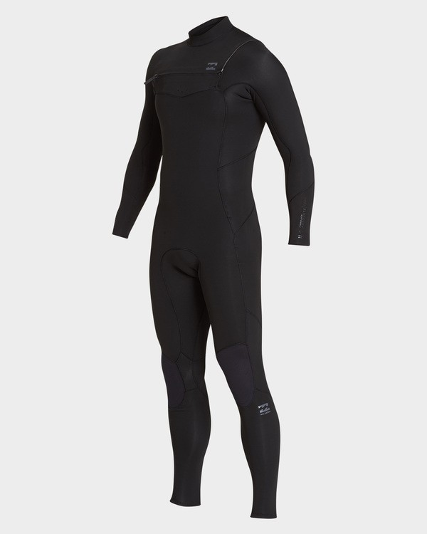 0 FURNACE ABSOLUTE 403 CHEST ZIP FULL SUIT Black 9795817 Billabong