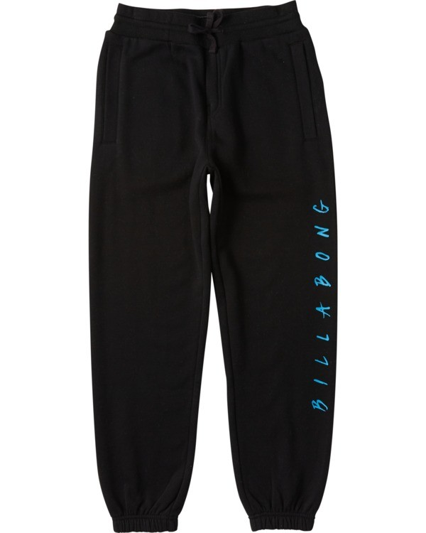 0 Boys' United Pant Black ABBNP00100 Billabong