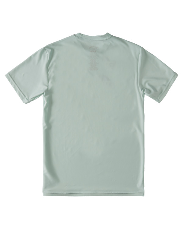 0 Boys' Lounge Loose Fit Short Sleeve Rashguard Multicolor ABBWR00104 Billabong