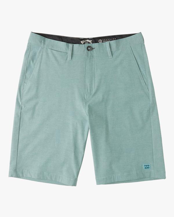 0 Boys' Crossfire Shorts Blue ABBWS00100 Billabong