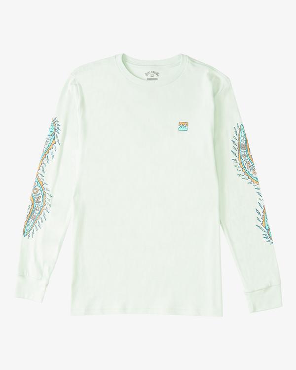 0 Boy's Shocker Long Sleeve T-Shirt  ABBZT00139 Billabong