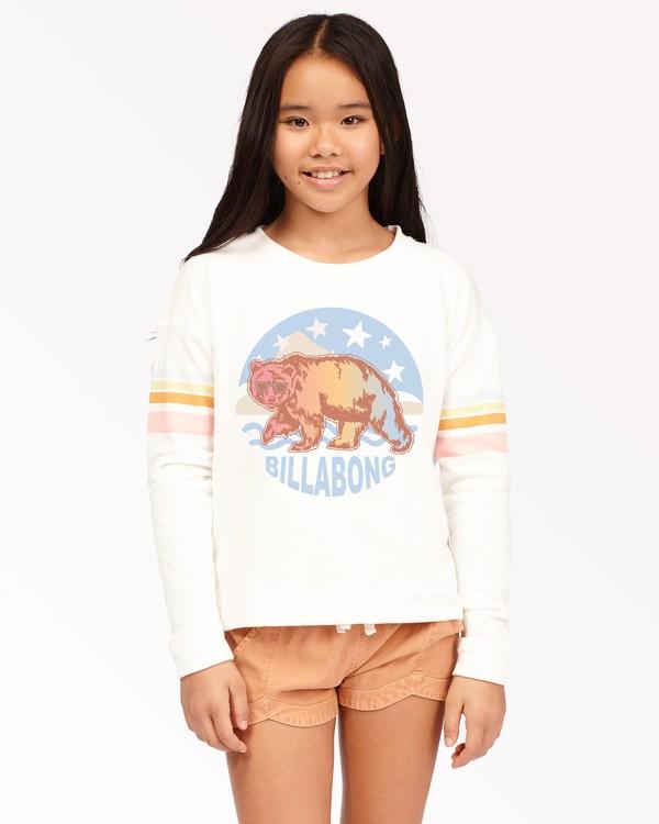 0 Cali Bear White ABGFT00103 Billabong
