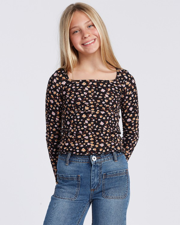 0 Just A Girl Top  ABGKT00101 Billabong