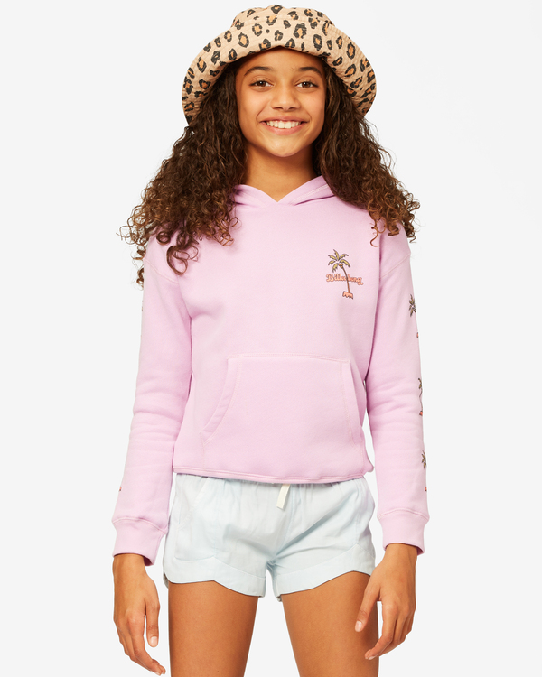 0 Girls' Take Your Time Hoodie Multicolor ABGSF00126 Billabong