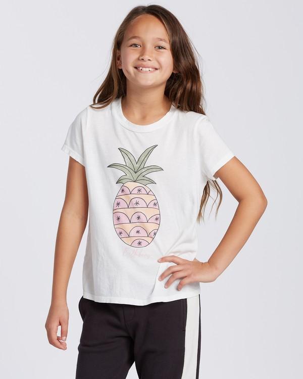 0 Aloha Spirit T-Shirt White ABGZT00103 Billabong