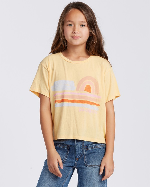 0 Painted Skies T-Shirt  ABGZT00109 Billabong