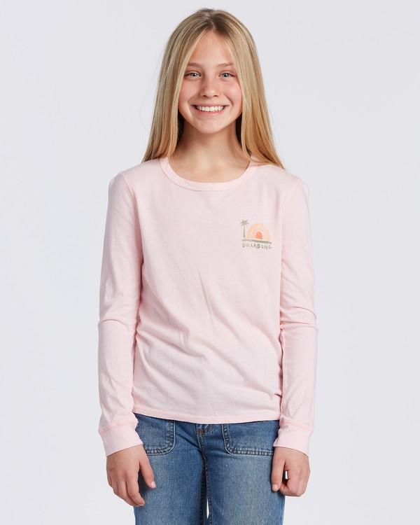 0 Beach Dreams Long Sleeve T-Shirt Purple ABGZT00117 Billabong