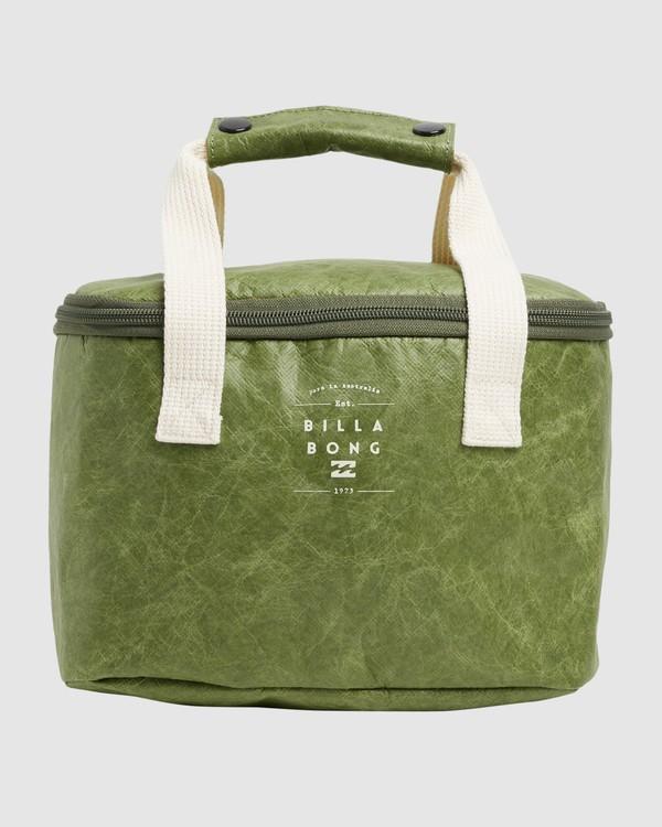0 Tomorrow Lunch Box Green ABJAA00129 Billabong
