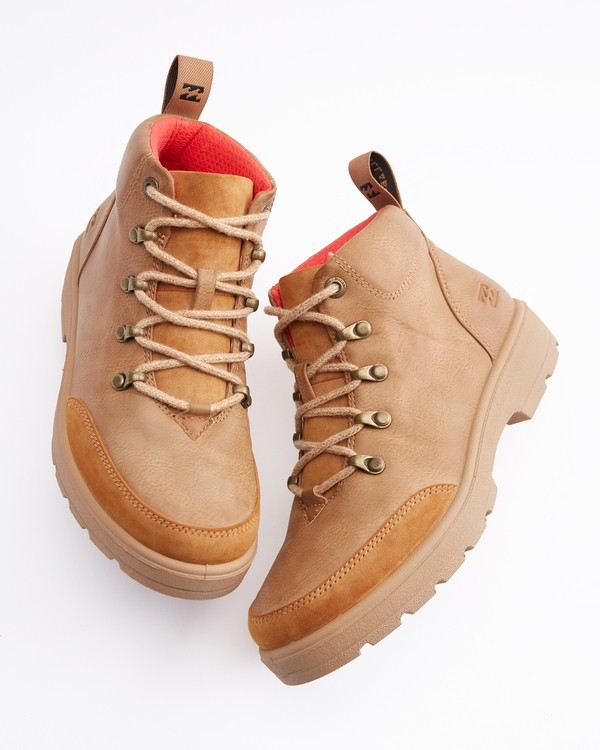 0 Aurora Hiking Boots Brown ABJB600010 Billabong