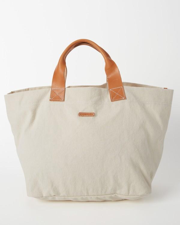 0 My Guy Tote Bag White ABJBP00139 Billabong