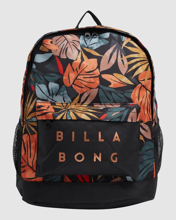 0 Somedaze Tiki Backpack Black ABJBP00161 Billabong
