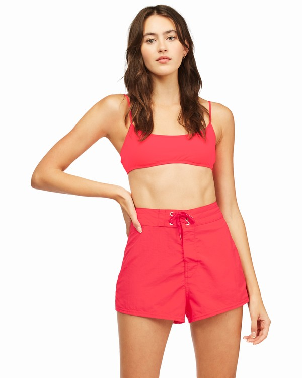 0 Sol Searcher Fixed Boardshorts Red ABJBS00103 Billabong