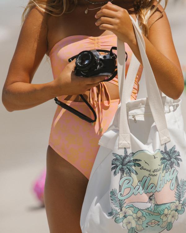 0 Sun Dreamer Beach Bag White ABJBT00120 Billabong