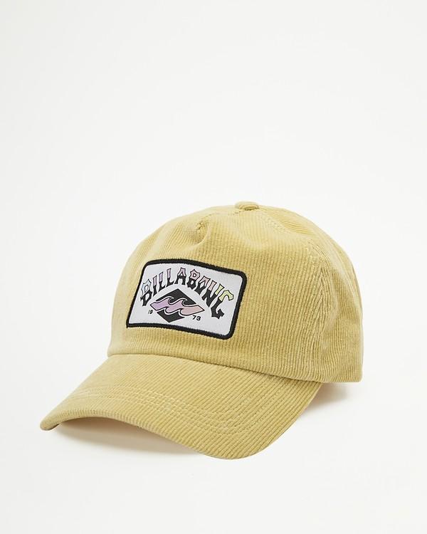 0 Sun Setting Hat Yellow ABJHA00106 Billabong