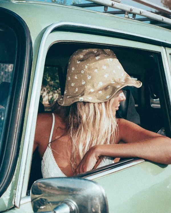 0 Salty Blonde So Wired Bucket Hat Beige ABJHA00110 Billabong