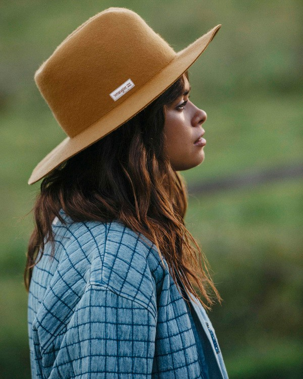 0 Wrangler Rancher Hat Green ABJHA00135 Billabong