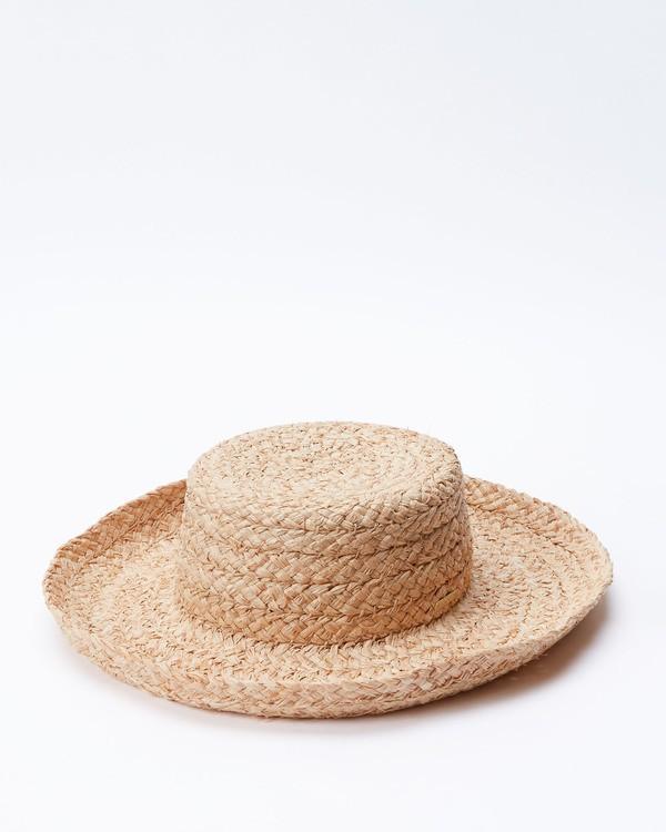 0 Bonita Straw Hat White ABJHA00137 Billabong