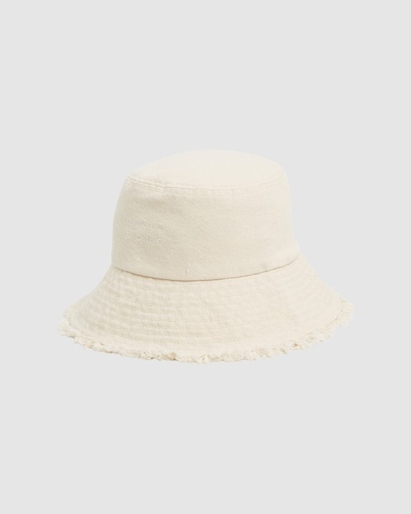 0 Tomorrow Hat White ABJHA00139 Billabong