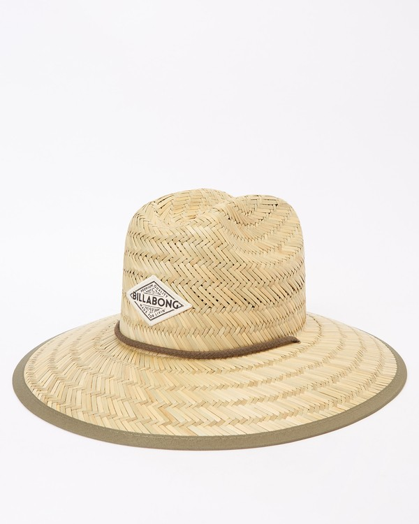 0 Tipton Straw Hat Green ABJHA00152 Billabong
